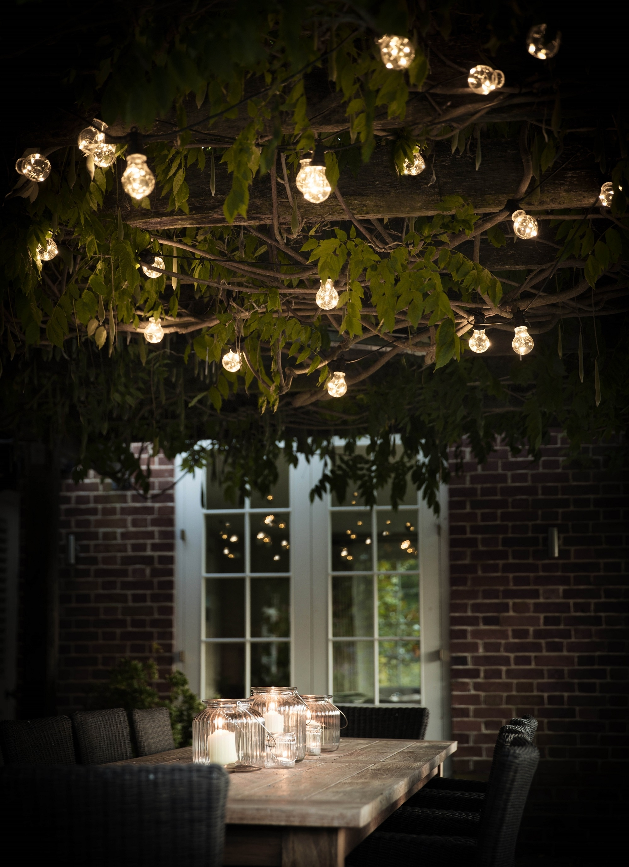 Outdoor Mains Lights - Outdoor Lighting Ideas in Outdoor Mains Lanterns (Image 14 of 20)