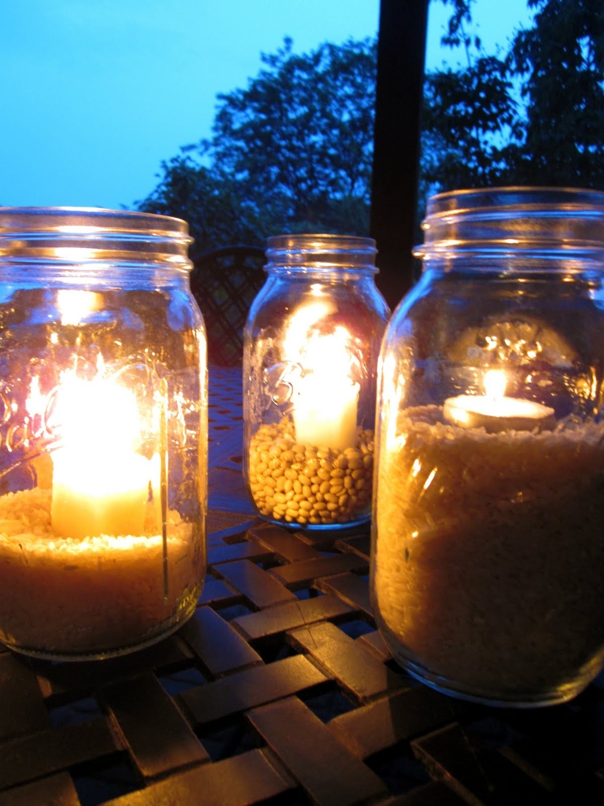 Outdoor Mason Jar Lights From Great Outdoor Mason Jar Lighting regarding Outdoor Jar Lanterns (Image 16 of 20)