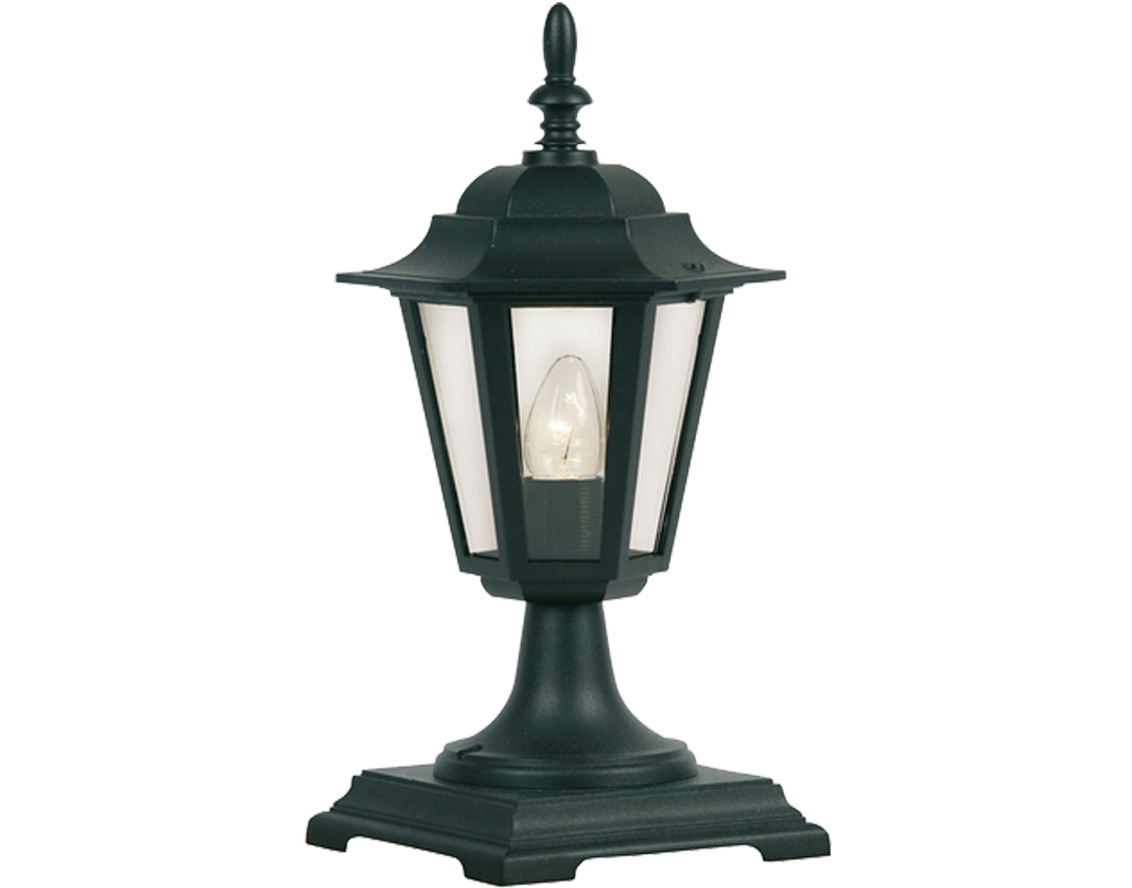 Outdoor Pedestal Lights From Easy Lighting throughout Outdoor Pillar Lanterns (Image 10 of 20)