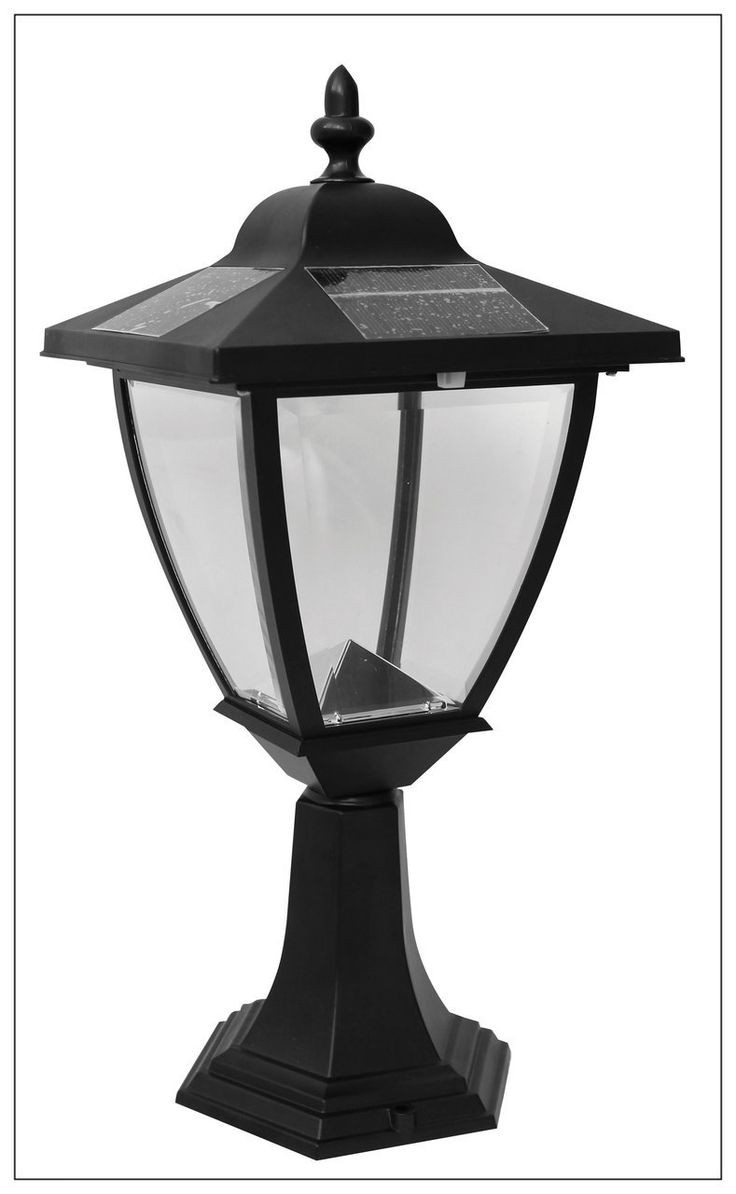 Outdoor Pillar Mounted Lights Best Of 11 Best Solar Carriage pertaining to Outdoor Pillar Lanterns (Image 11 of 20)