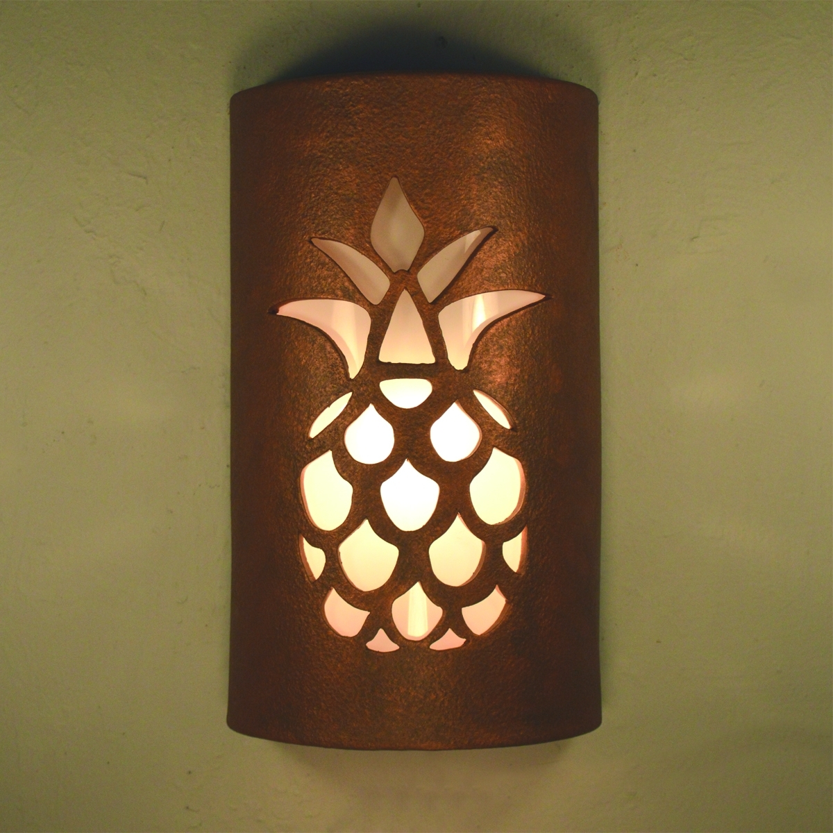 Outdoor Pineapple Lights - Outdoor Lighting Ideas with regard to Outdoor Pineapple Lanterns (Image 13 of 20)