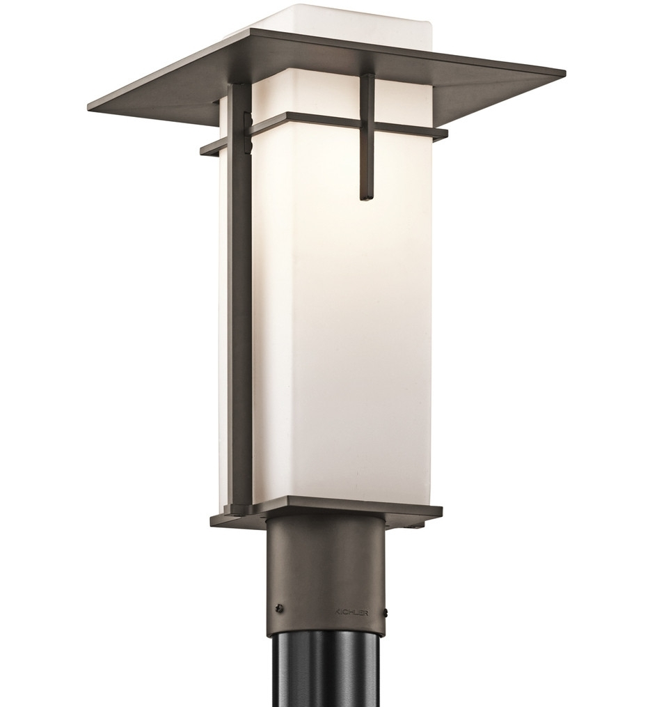 Outdoor Post Lights, Lighting, & Lamps | Lamps within Outdoor Post Lanterns (Image 13 of 20)