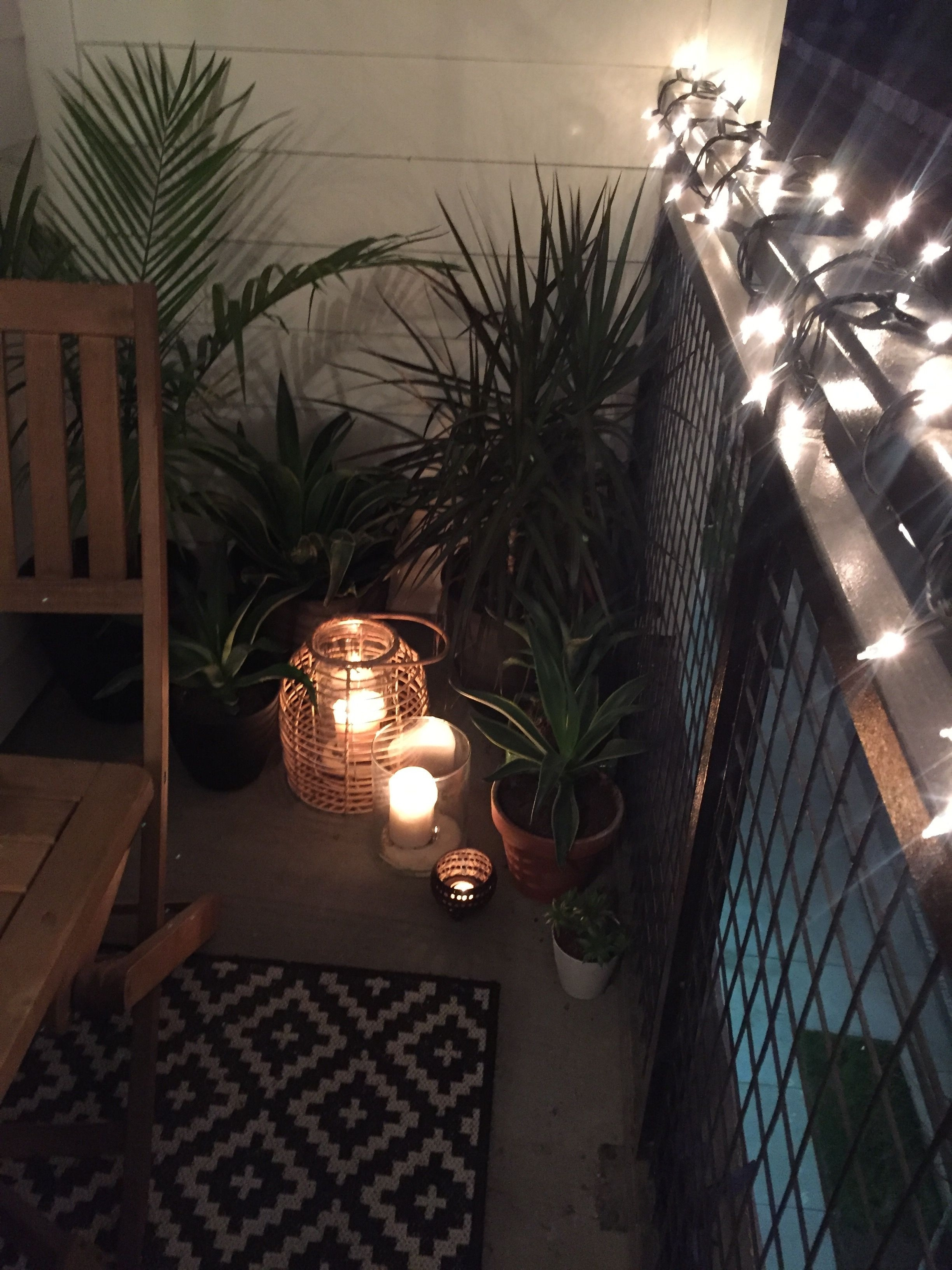 Outdoor Rope Lighting Ideas Elegant Tropical Plants Candles Lanterns inside Outdoor Rope Lanterns (Image 14 of 20)