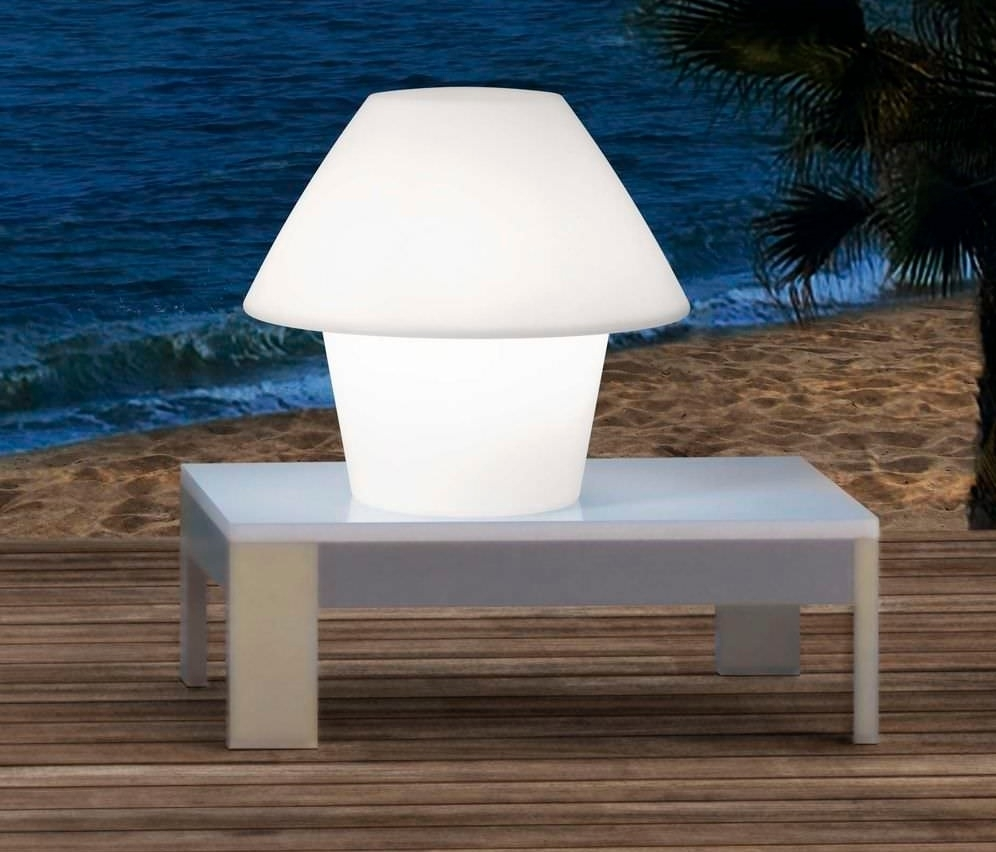 Outdoor Table Lights – Outdoor Lighting Ideas For Outdoor Lanterns For Tables (View 15 of 20)