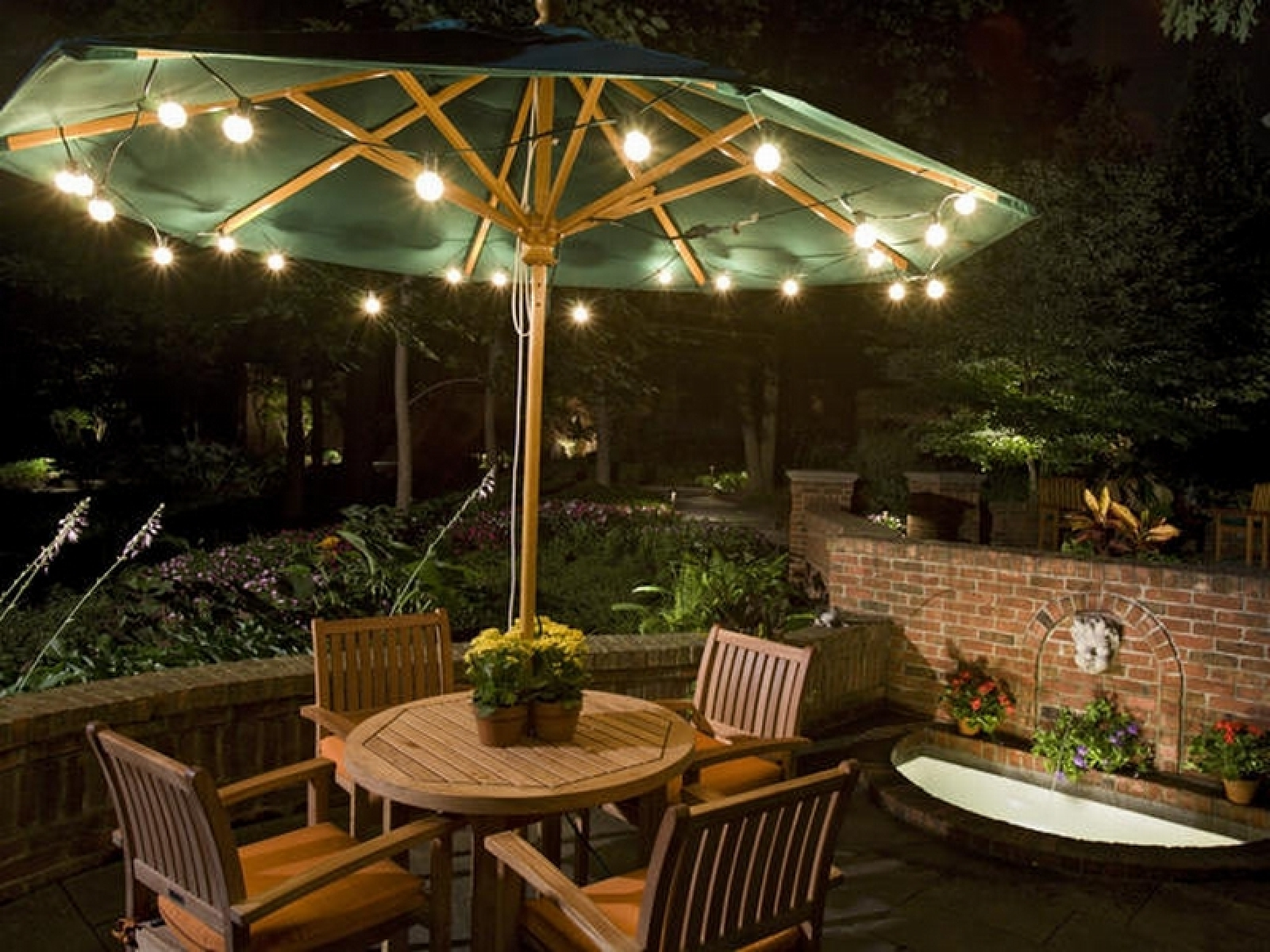 Outdoor Table Lights - Outdoor Lighting Ideas pertaining to Outdoor Lanterns for Tables (Image 16 of 20)
