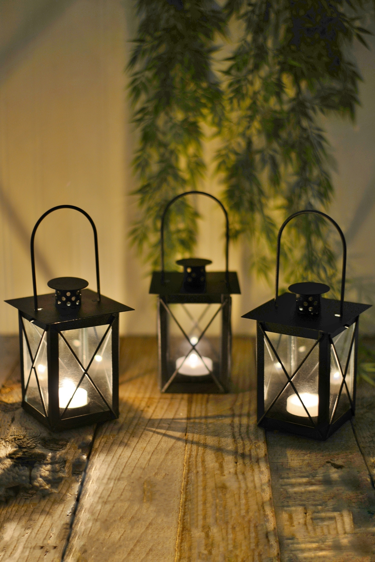 Outdoor Tea Light Lanterns - Outdoor Lighting Ideas inside Outdoor Tea Light Lanterns (Image 12 of 20)