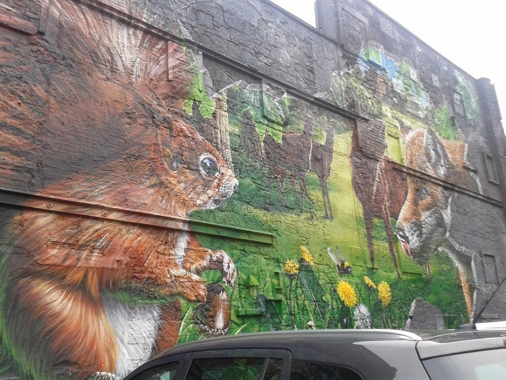 Outdoor Wall Art (3) - Glasgowanimeloverloveskyo On Deviantart within Outdoor Wall Art (Image 13 of 20)
