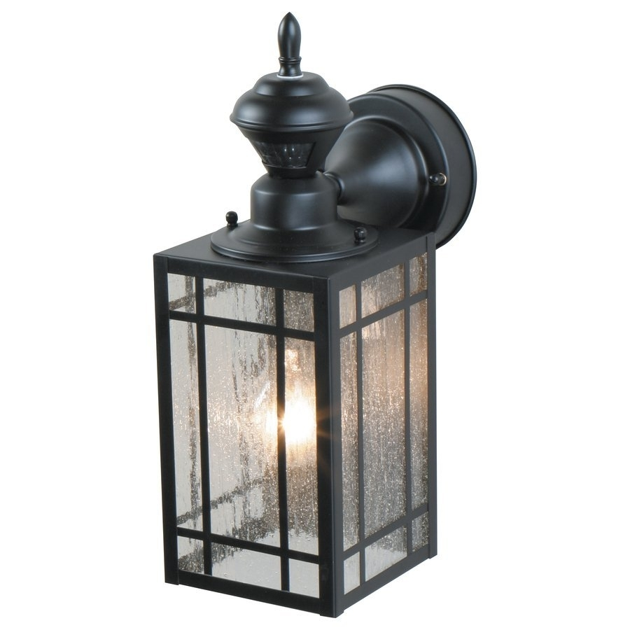 Outstanding Lowes Outside Lights – Lowes Outdoor Lights Wall Lights throughout Outdoor Lanterns At Lowes (Image 9 of 20)