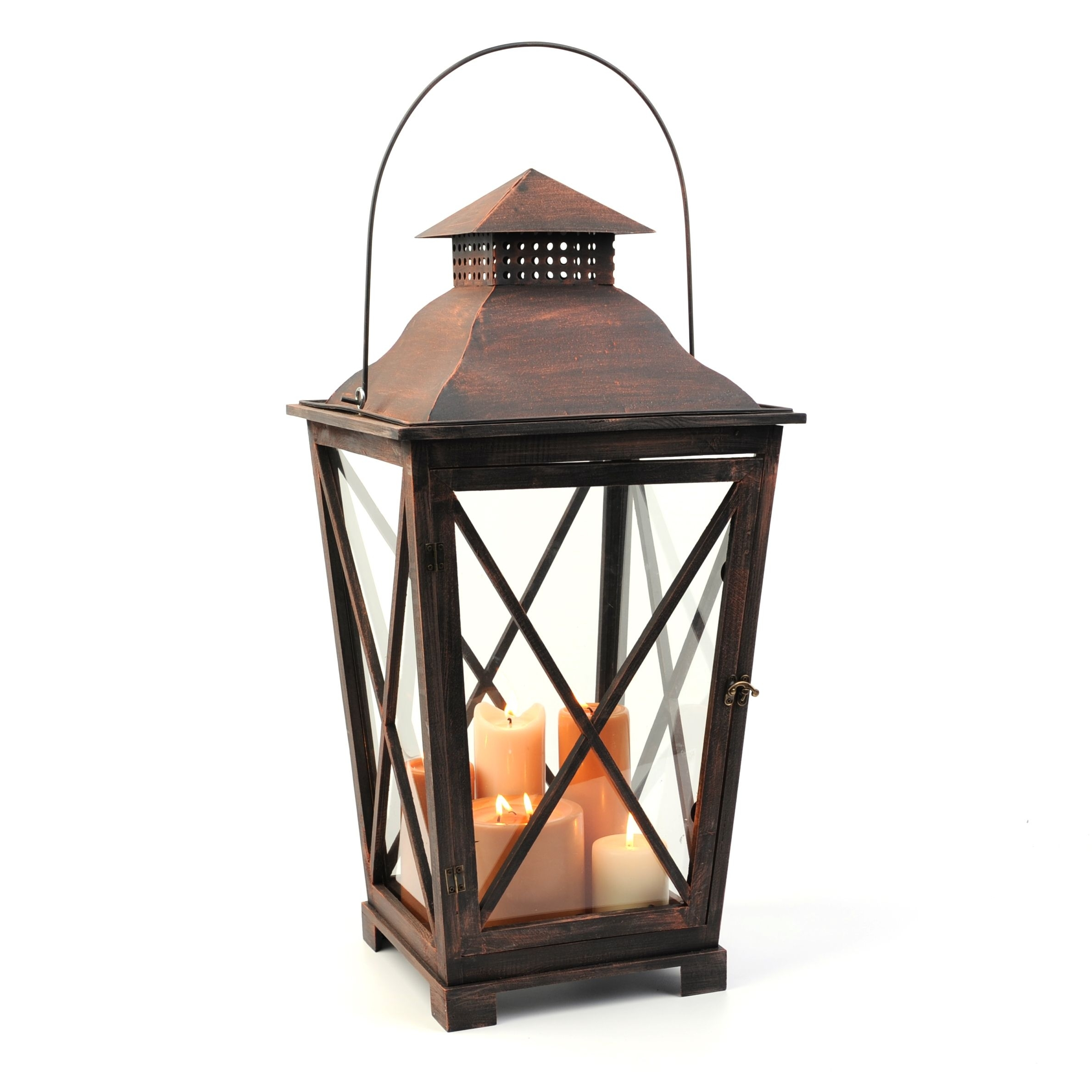 Oversized Lantern $79.99 | A Thing Or 2 | Pinterest with Outdoor Oversized Lanterns (Image 14 of 20)