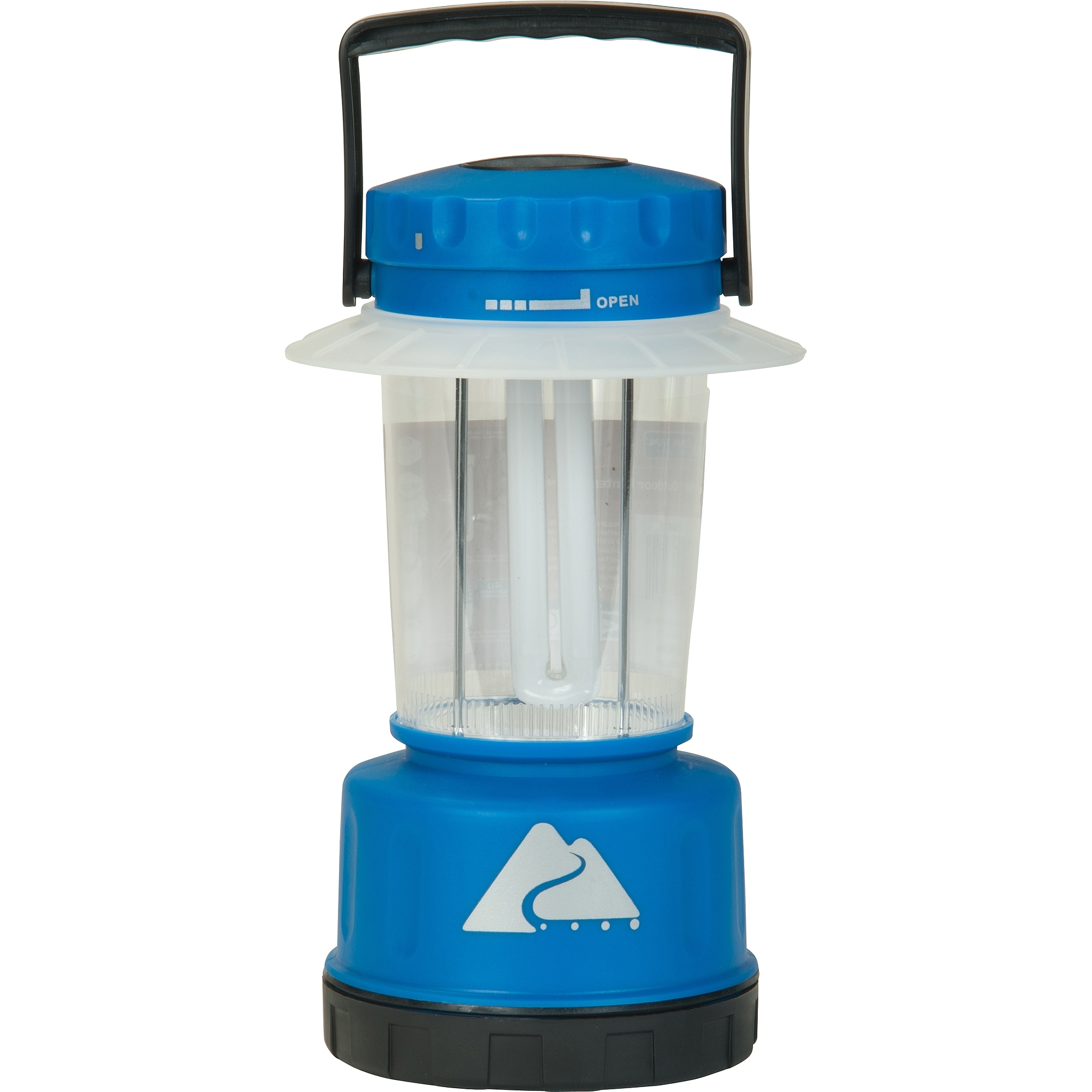 Ozark Trail Indoor/outdoor Lantern, Blue - Walmart within Indoor Outdoor Lanterns (Image 17 of 20)