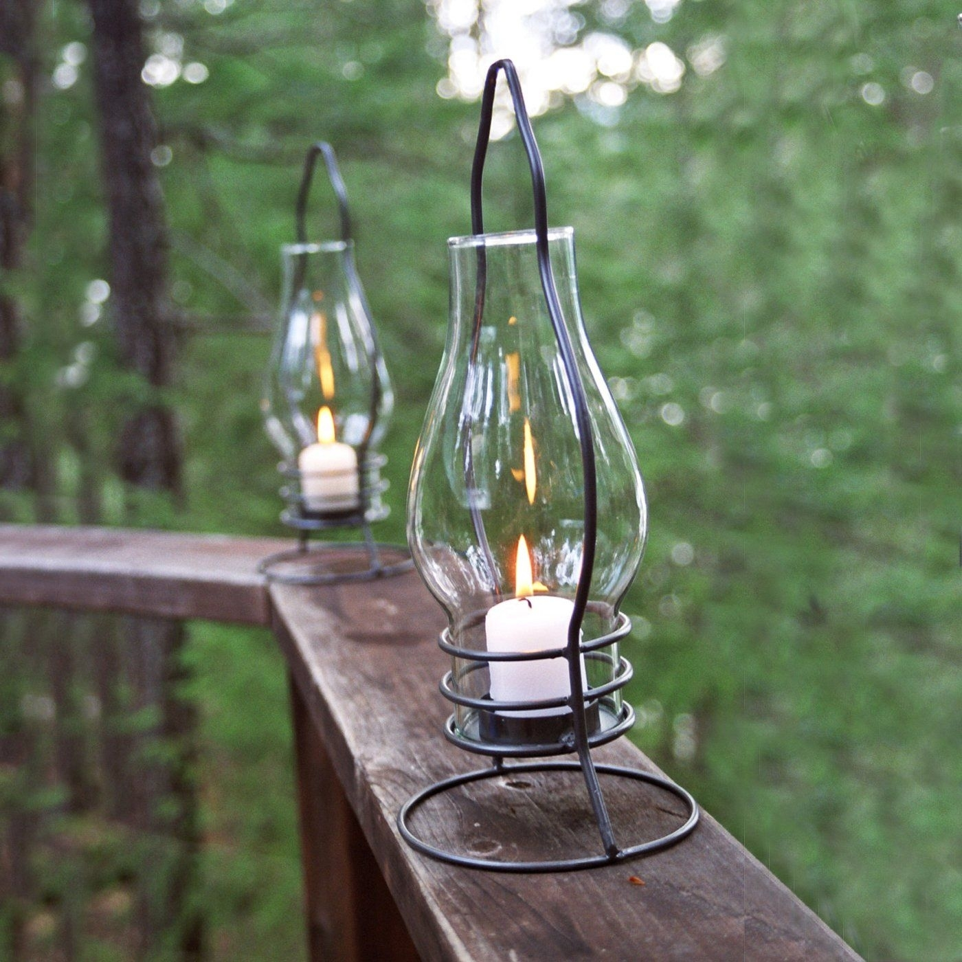 Pangaea Home And Garden Fm-C2350 Iron Outdoor Table Lantern #themine in Outdoor Table Lanterns (Image 15 of 20)