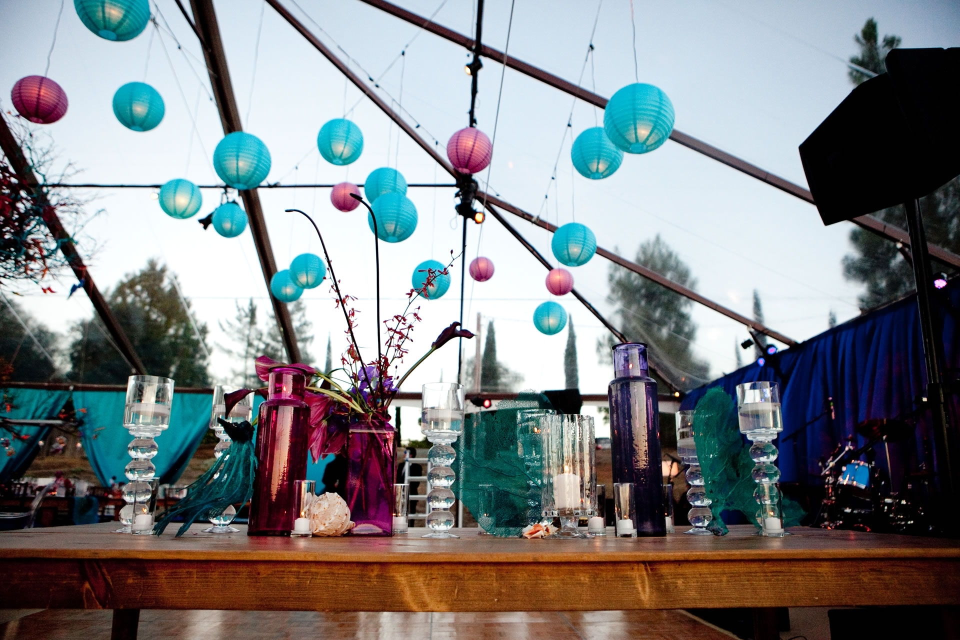 Paper Lanterns | The Lighter Side Special Event Lighting | Wedding within Outdoor Paper Lanterns (Image 15 of 20)