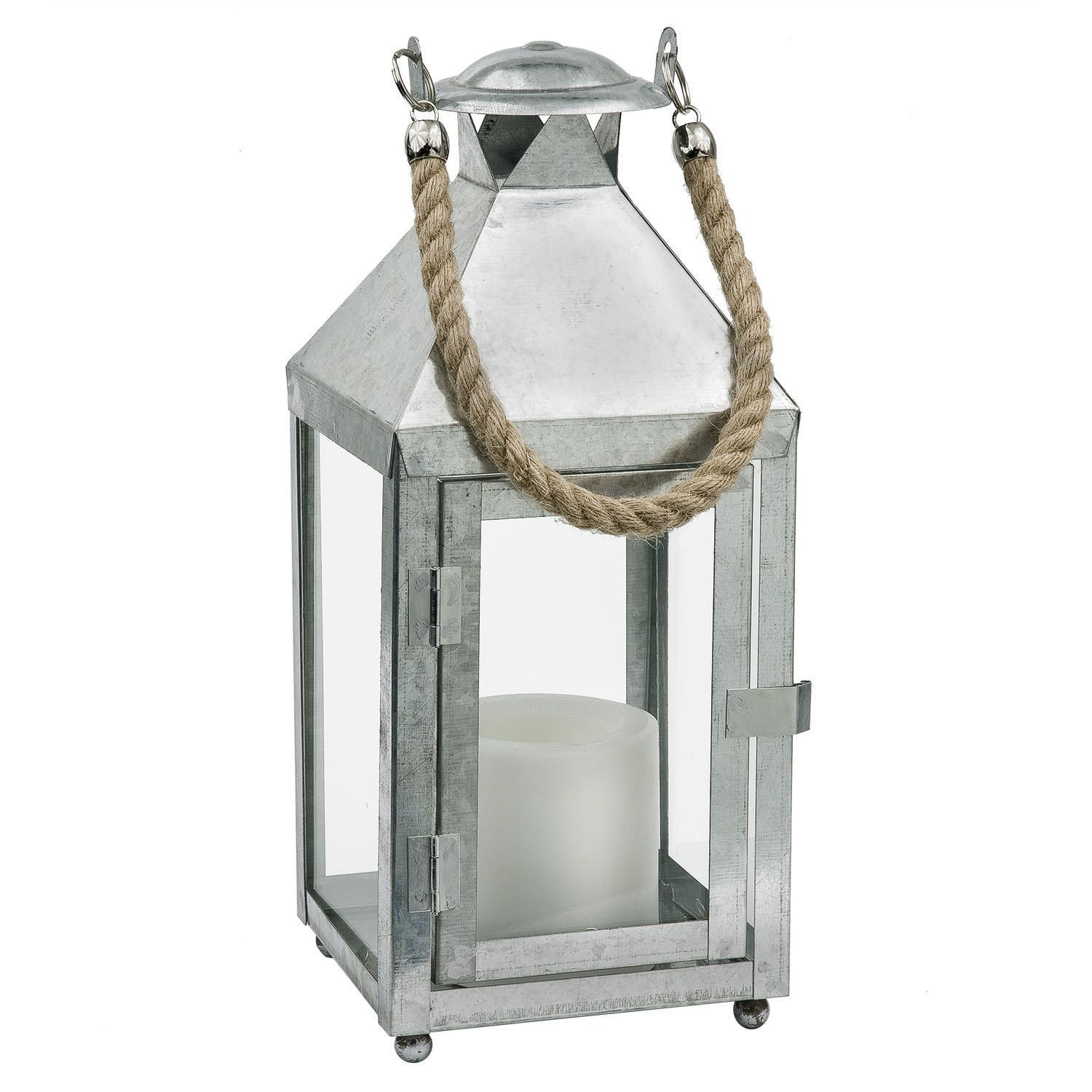 Paradise Gl28672Mgv Metal Lantern And Flameless Outdoor Candle regarding Outdoor Lanterns With Timers (Image 14 of 20)
