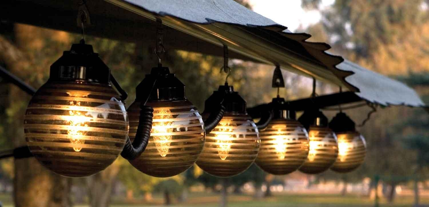Patio Lighting Ideas | Love The Garden with Outdoor Lanterns For Patio (Image 18 of 20)