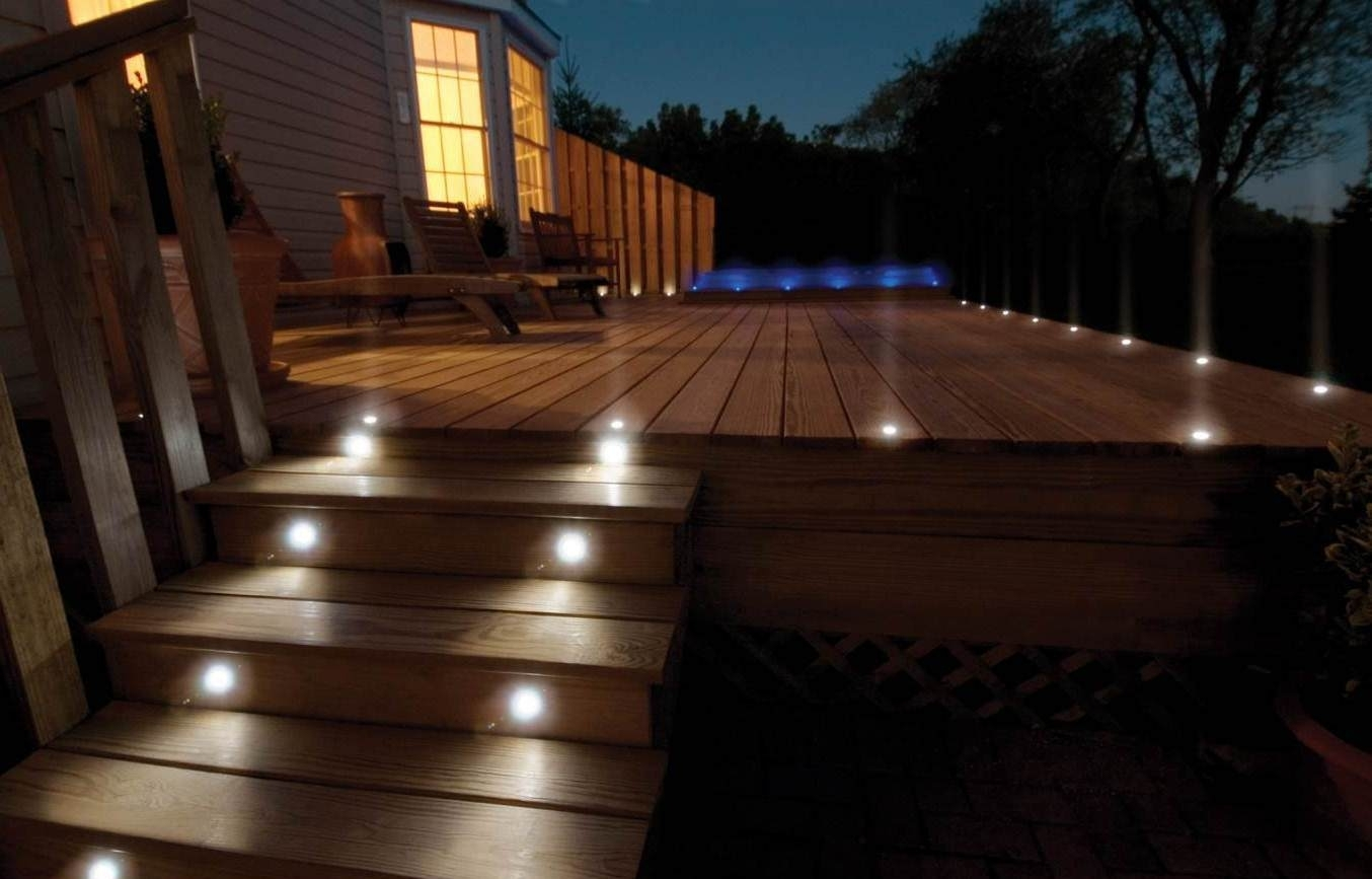 Featured Photo of Outdoor Deck Lanterns