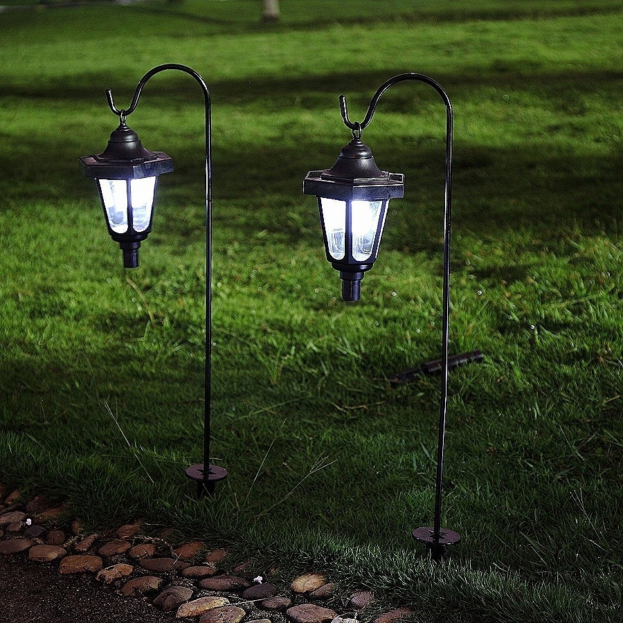 Patio Post Lights: Fresh Outdoor Electric Patio Lights Outdoor within Outdoor Patio Electric Lanterns (Image 16 of 20)