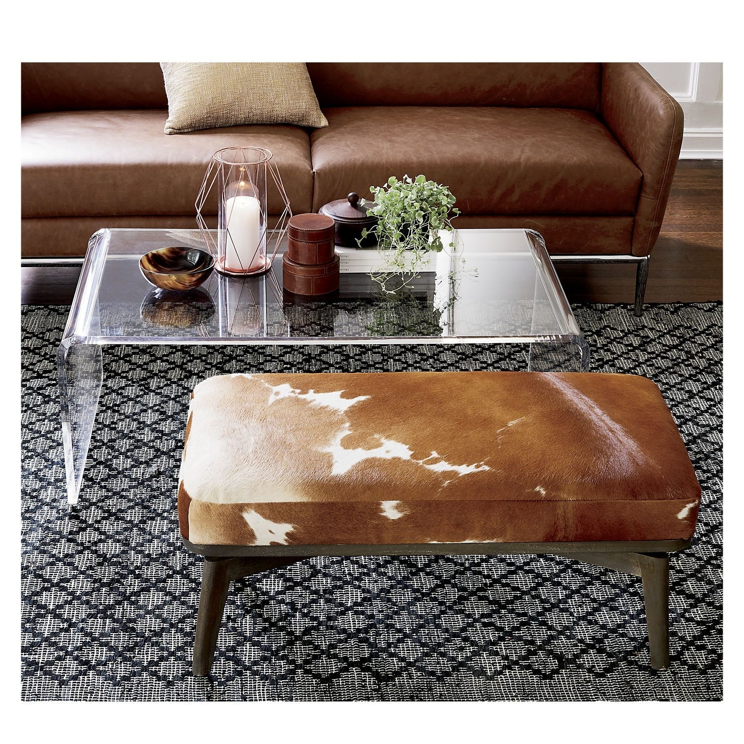 Peekaboo Acrylic Coffee Table In 2018 | Style And More | Pinterest for Peekaboo Acrylic Coffee Tables (Image 22 of 30)
