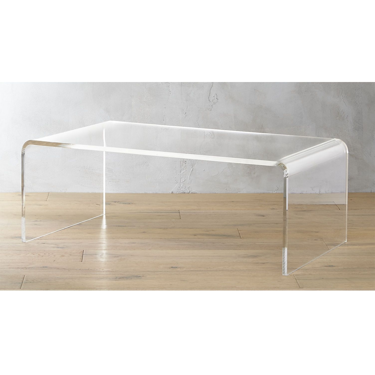 Peekaboo Acrylic Tall Coffee Table | Acrylics, Glass Table And Coffee Pertaining To Peekaboo Acrylic Tall Coffee Tables (Photo 2 of 30)