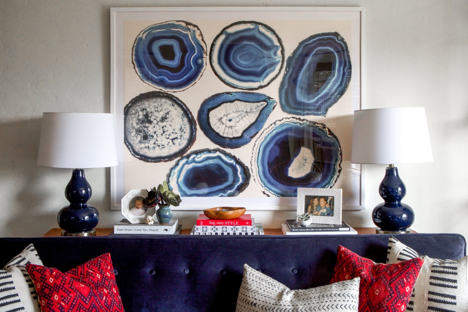 Perfect Agate Wall Art : Andrews Living Arts   How To Arrange Agate Regarding Agate Wall Art (Photo 17 of 20)