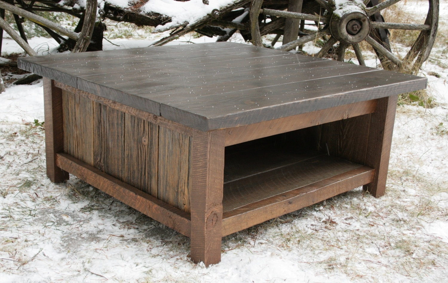 Photo Of Rustic Coffee Tables With Coffee Table Captivating Rustic In Modern Rustic Coffee Tables (Photo 3 of 30)
