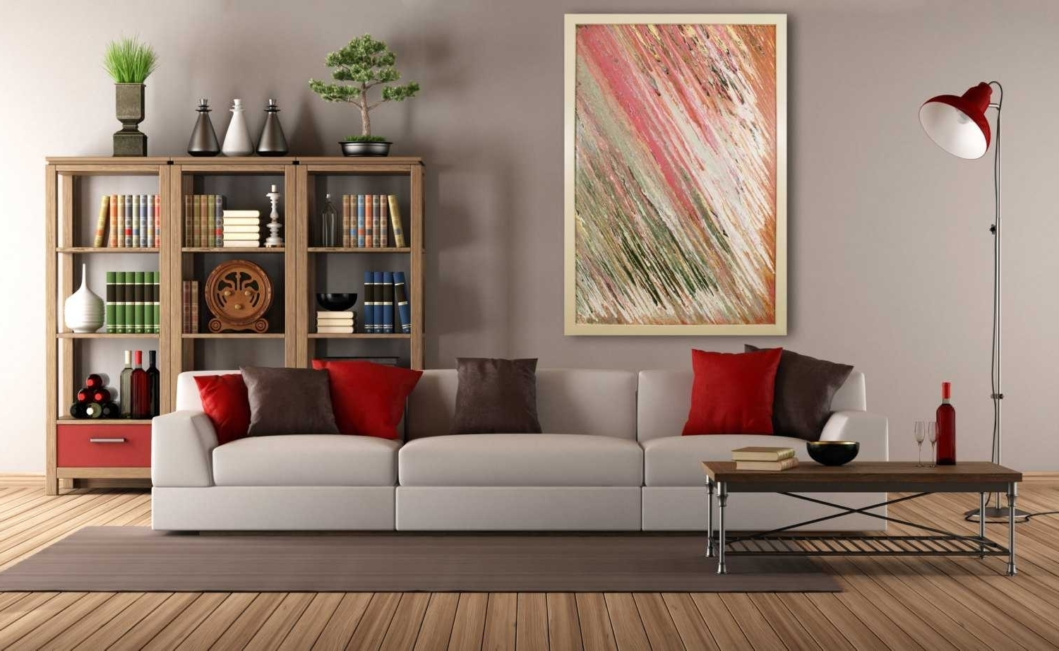 Photos Of Oversized Wall Art Contemporary Showing 3 15 Modern Throughout Oversized Wall Art (View 18 of 20)
