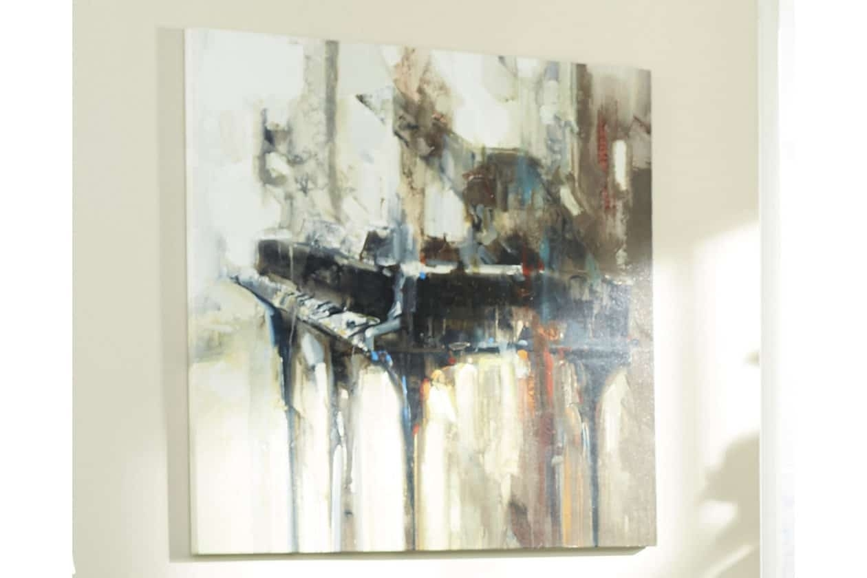 Piano Wall Artashley Furniture | Office Barn with Ashley Furniture Wall Art (Image 19 of 20)