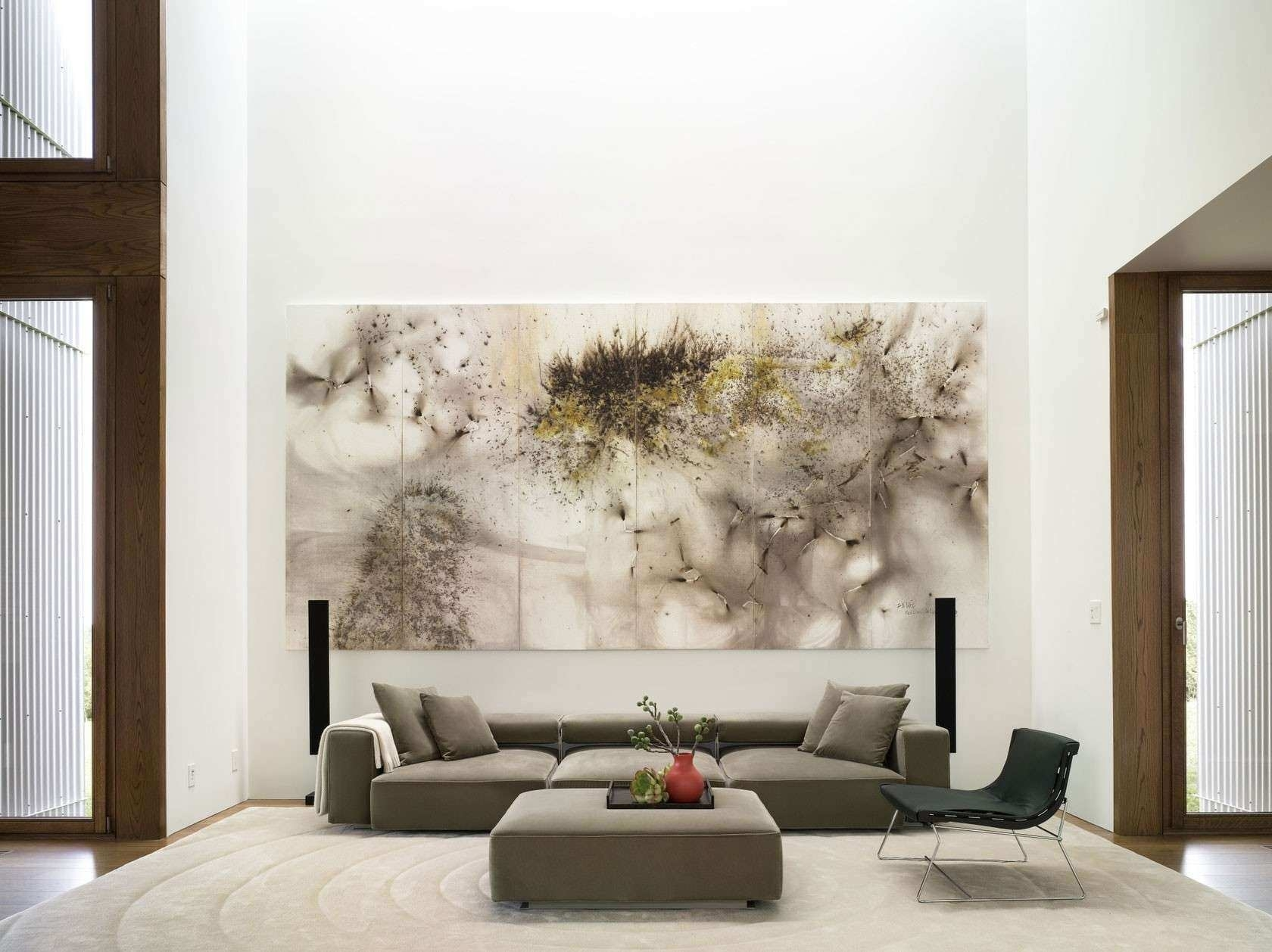 Pictures For Living Room Walls Luxury Best Collection Of Oversized for Oversized Wall Art (Image 19 of 20)