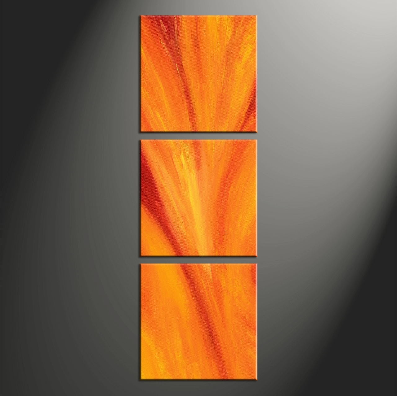 Piece Oil Fabulous Orange Wall Art – Wall Decoration And Wall Art Ideas Intended For Orange Wall Art (View 10 of 20)
