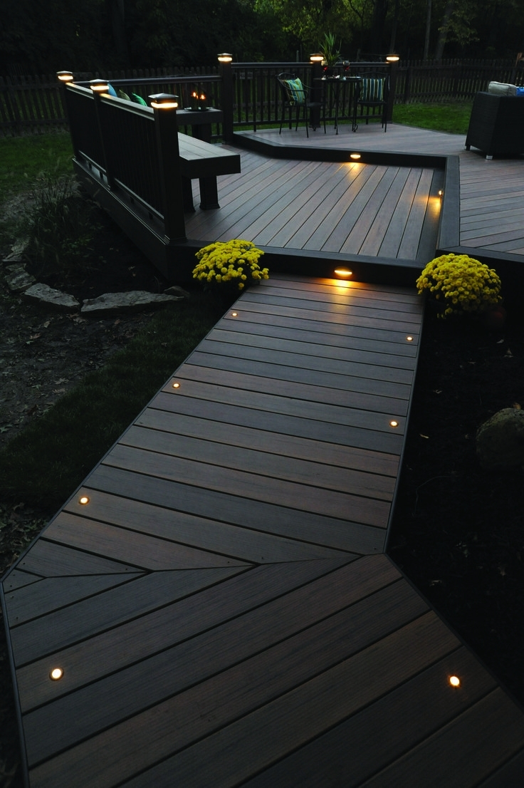 Pincentophobe On Lighting & Lamps | Pinterest | Lights, Backyard throughout Outdoor Deck Lanterns (Image 17 of 20)
