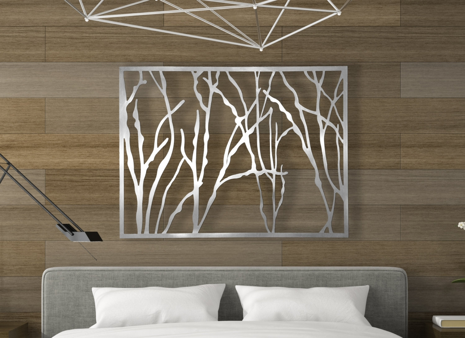 Popular Metal Wall Art Panels : Andrews Living Arts   Good Design Inside Wall Art Panels (Photo 13 of 20)