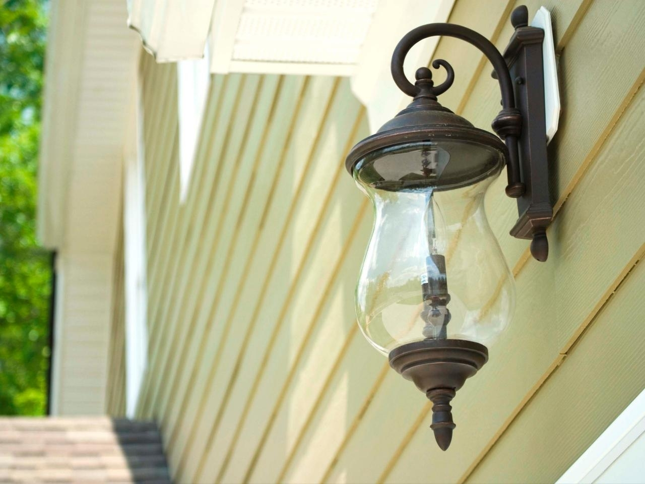Popular Outdoor Lighting Fixtures — Indoor Outdoor Ideas : Choose Inside Plug In Outdoor Lanterns (Photo 20 of 20)