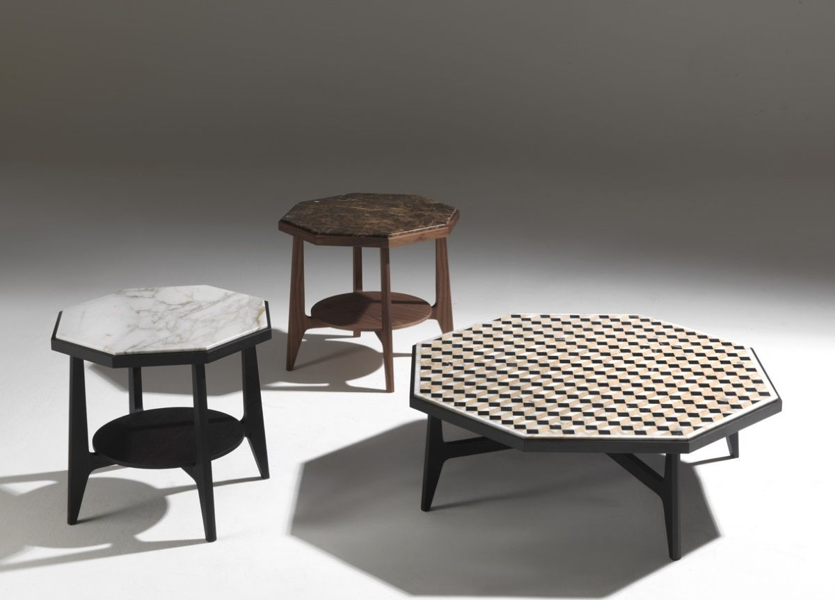 Porada Marrakesh Mosaic Coffee Table | Side / Coffee Table With Regard To Marrakesh Side Tables (Photo 2 of 30)