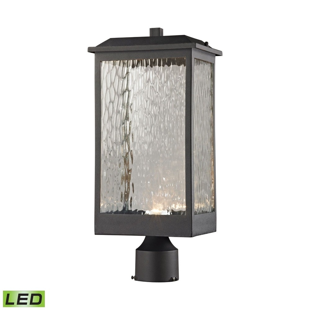 Post Lights - Outdoor Post Lights |Canadalightingexperts with Outdoor Pole Lanterns (Image 18 of 20)