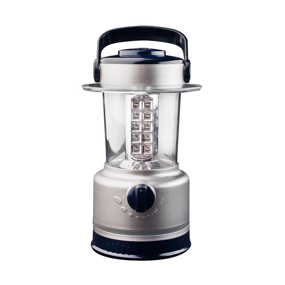 Powergo Green 30 Led Indoor/outdoor Lantern-Gg-113-30L - The with Indoor Outdoor Lanterns (Image 18 of 20)