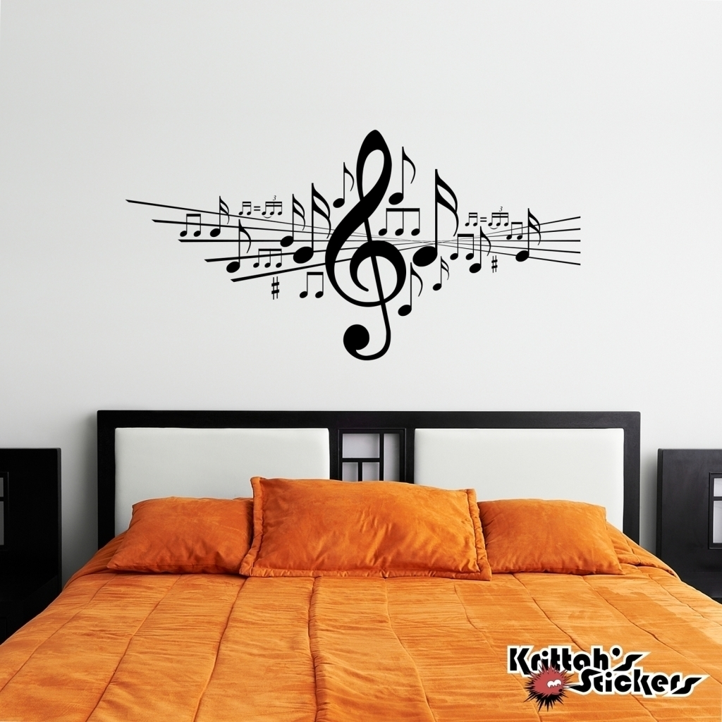 Prissy Design Music Wall Decor Or Gallery Of Art Home Ideas For for Music Wall Art (Image 15 of 20)