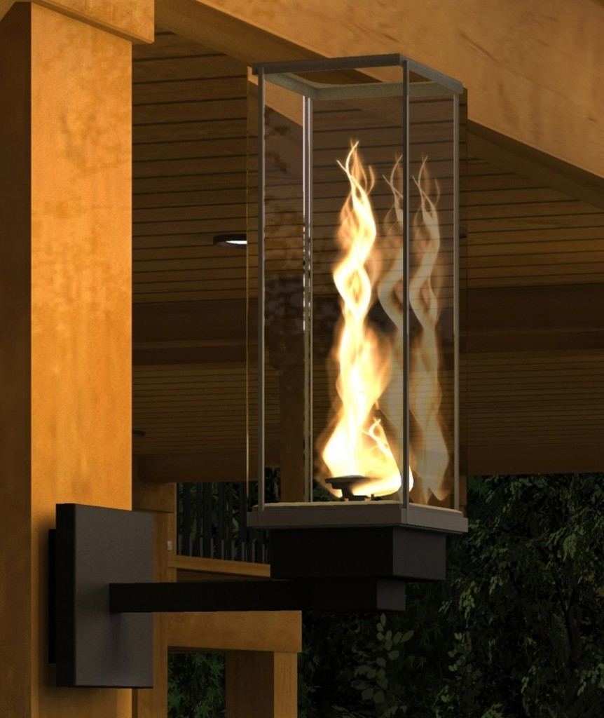 Products – Tempest Torch pertaining to Outdoor Gas Lanterns (Image 12 of 20)