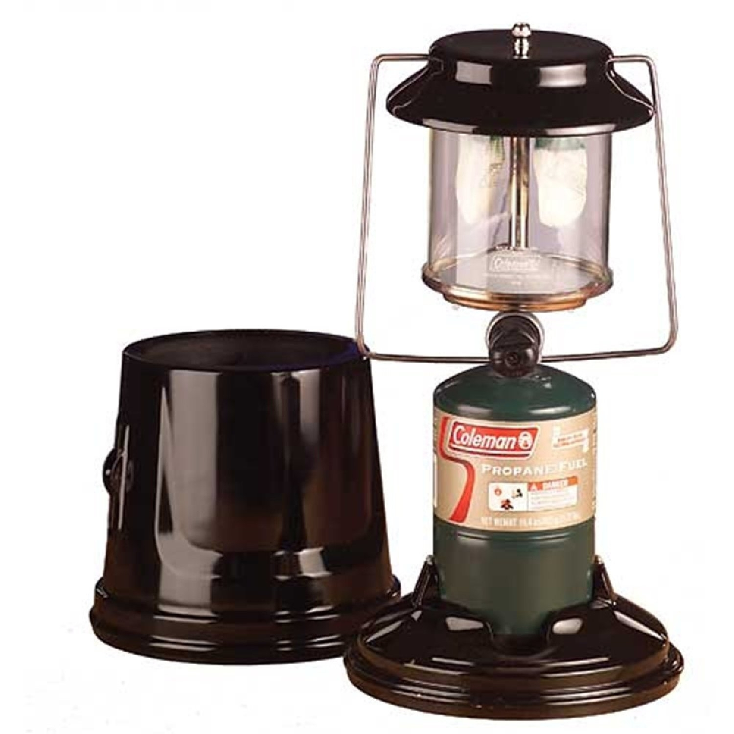 Propane Quickpack Lantern Coleman 2 Mantle Light Camping Gas Outdoor in Outdoor Propane Lanterns (Image 14 of 20)