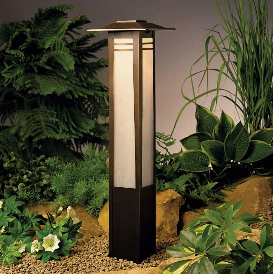Protect Your Garden With Japanese Outdoor Lighting | Warisan Lighting in Outdoor Lighting Japanese Lanterns (Image 17 of 20)