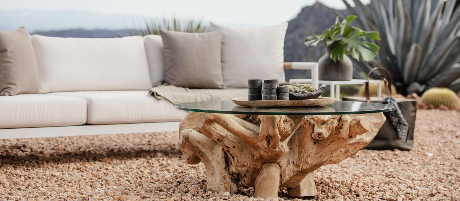 Pure Live Edge Coffee Table (Outdoor)   Harbour Outdoor For Live Edge Teak Coffee Tables (Photo 20 of 30)