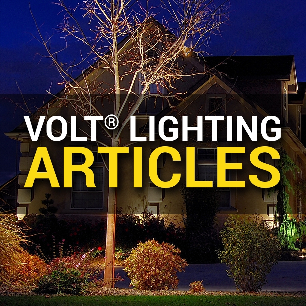 Quality Outdoor Lighting At Factory Direct Low Prices | Volt® Lighting intended for Outdoor Low Voltage Lanterns (Image 20 of 20)