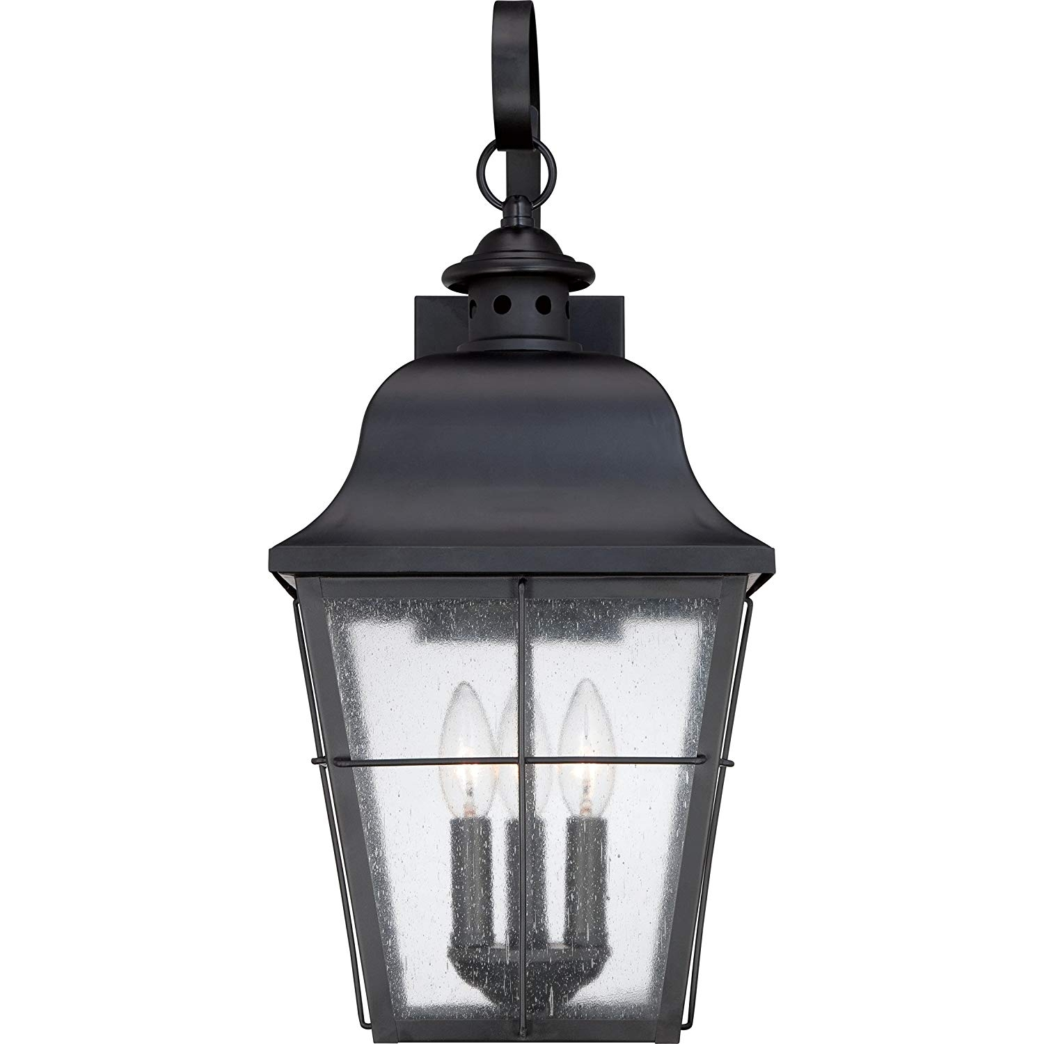Quoizel Millhouse Outdoor Lantern - - Amazon within Jumbo Outdoor Lanterns (Image 16 of 20)