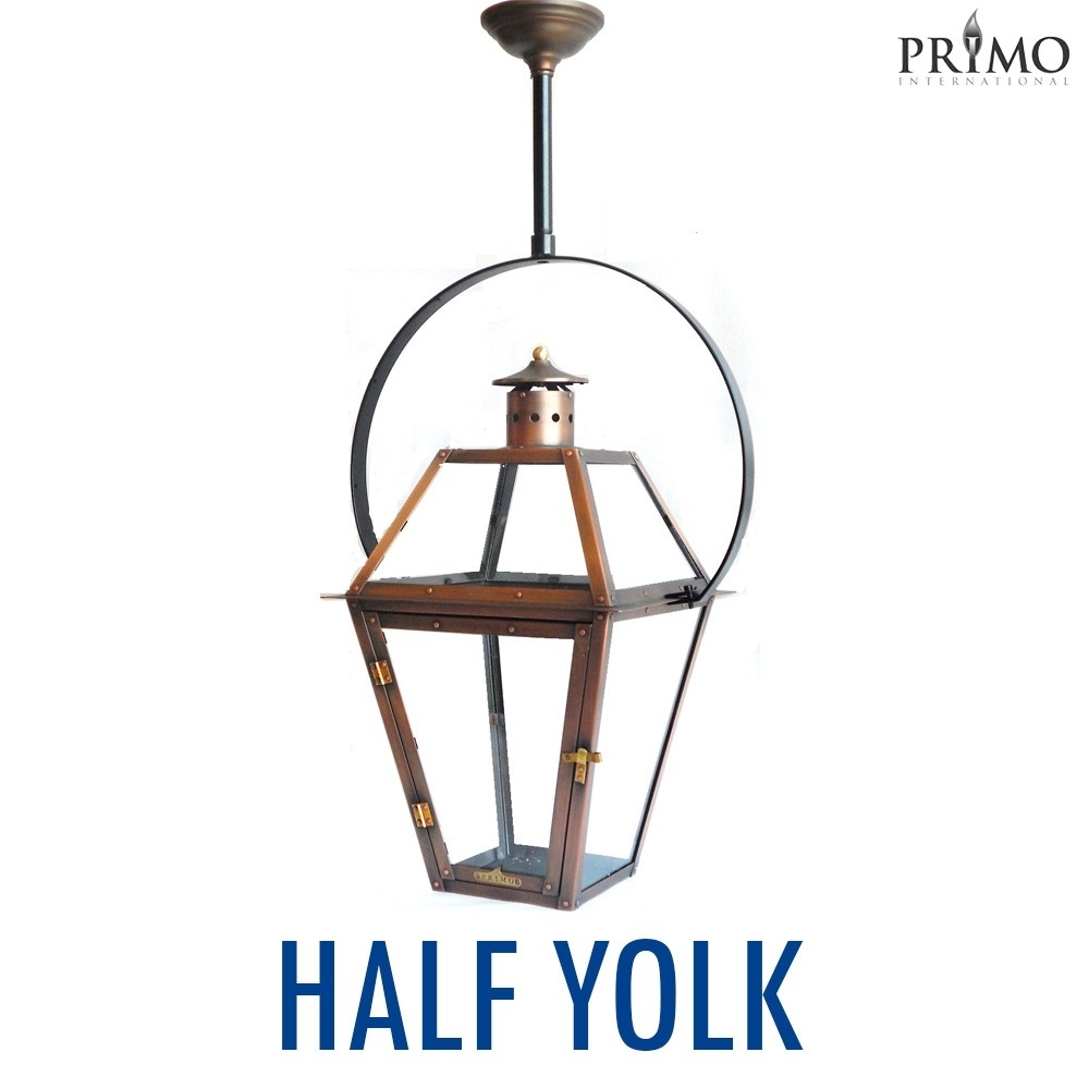 Rampart Gas Or Electric Copper Lanternprimo - French Market Lanterns throughout Outdoor Hanging Electric Lanterns (Image 18 of 20)