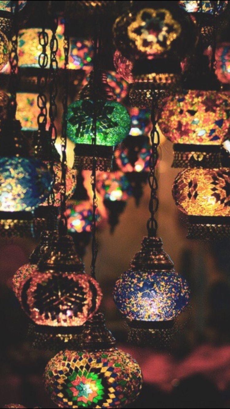Really Cute Lantern Lockscreen | Lighting | Pinterest | Wallpaper within Outdoor Turkish Lanterns (Image 17 of 20)