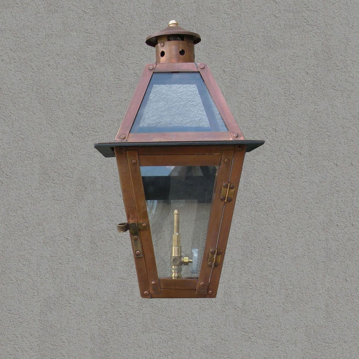 Regency Gl15 Chateau Propane Gas Light With Open Flame Burner And pertaining to Outdoor Propane Lanterns (Image 17 of 20)