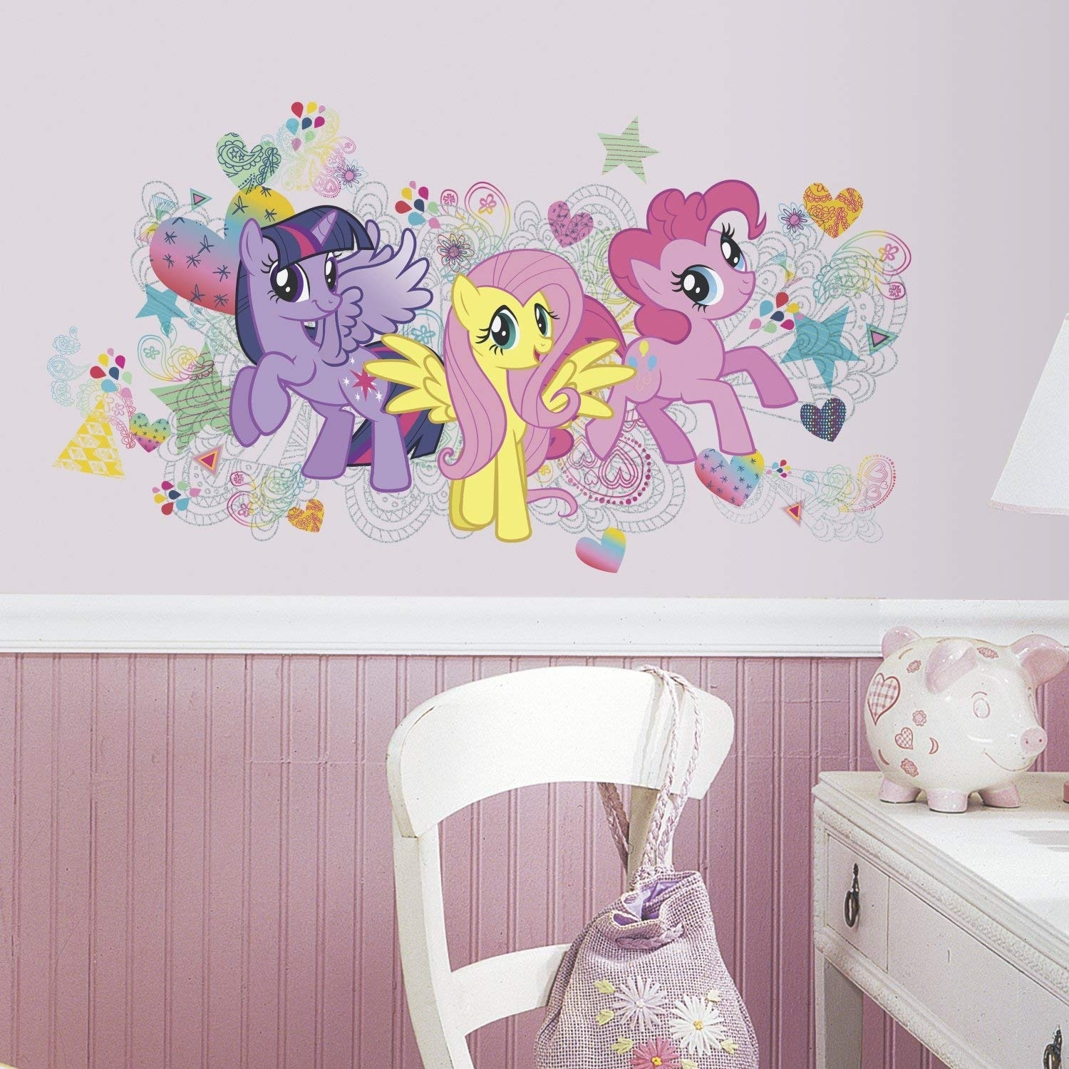Featured Photo of My Little Pony Wall Art