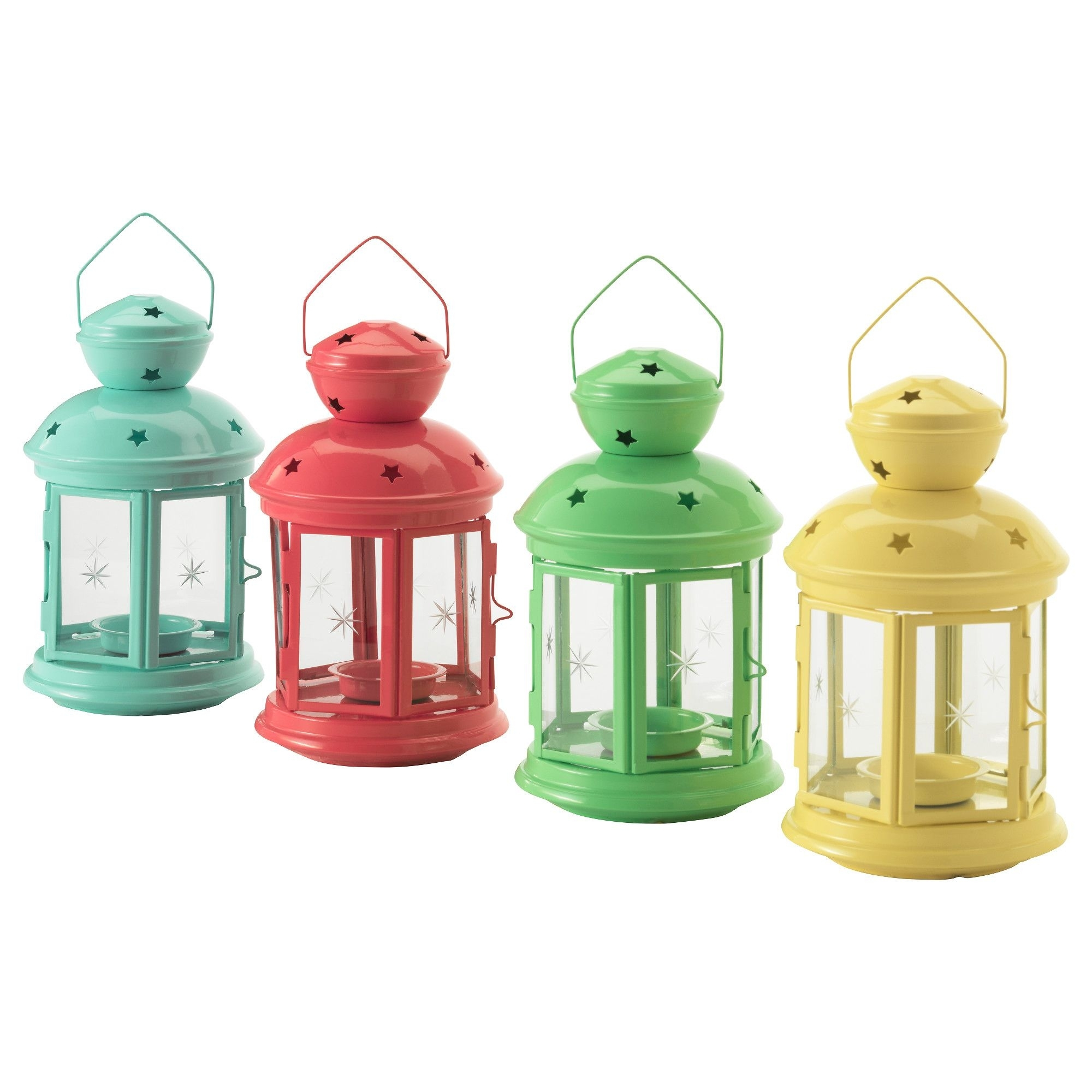 Rotera Lantern For Tealight - Ikea | Crab Feed | Pinterest intended for Ikea Outdoor Lanterns (Image 17 of 20)