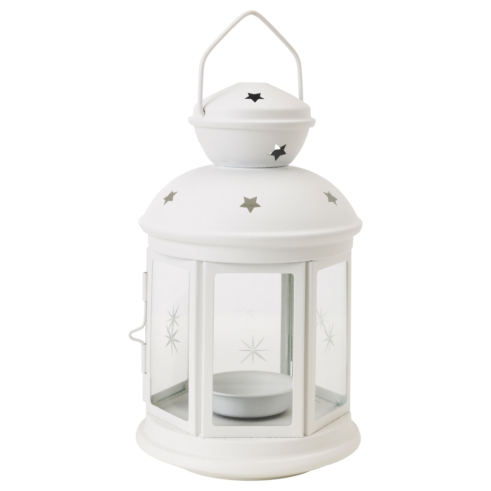 Rotera Lantern For Tealight - Ikea with Outdoor Tea Light Lanterns (Image 13 of 20)