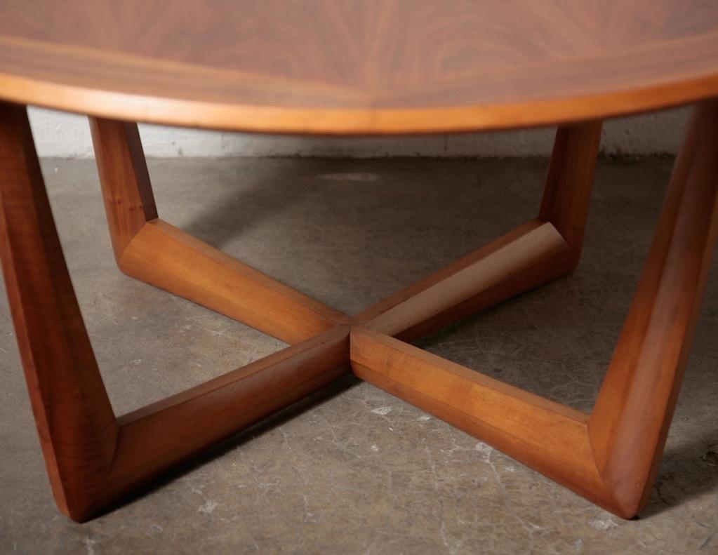Round Teak Coffee Table | Furniture Design inside Round Teak Coffee Tables (Image 21 of 30)
