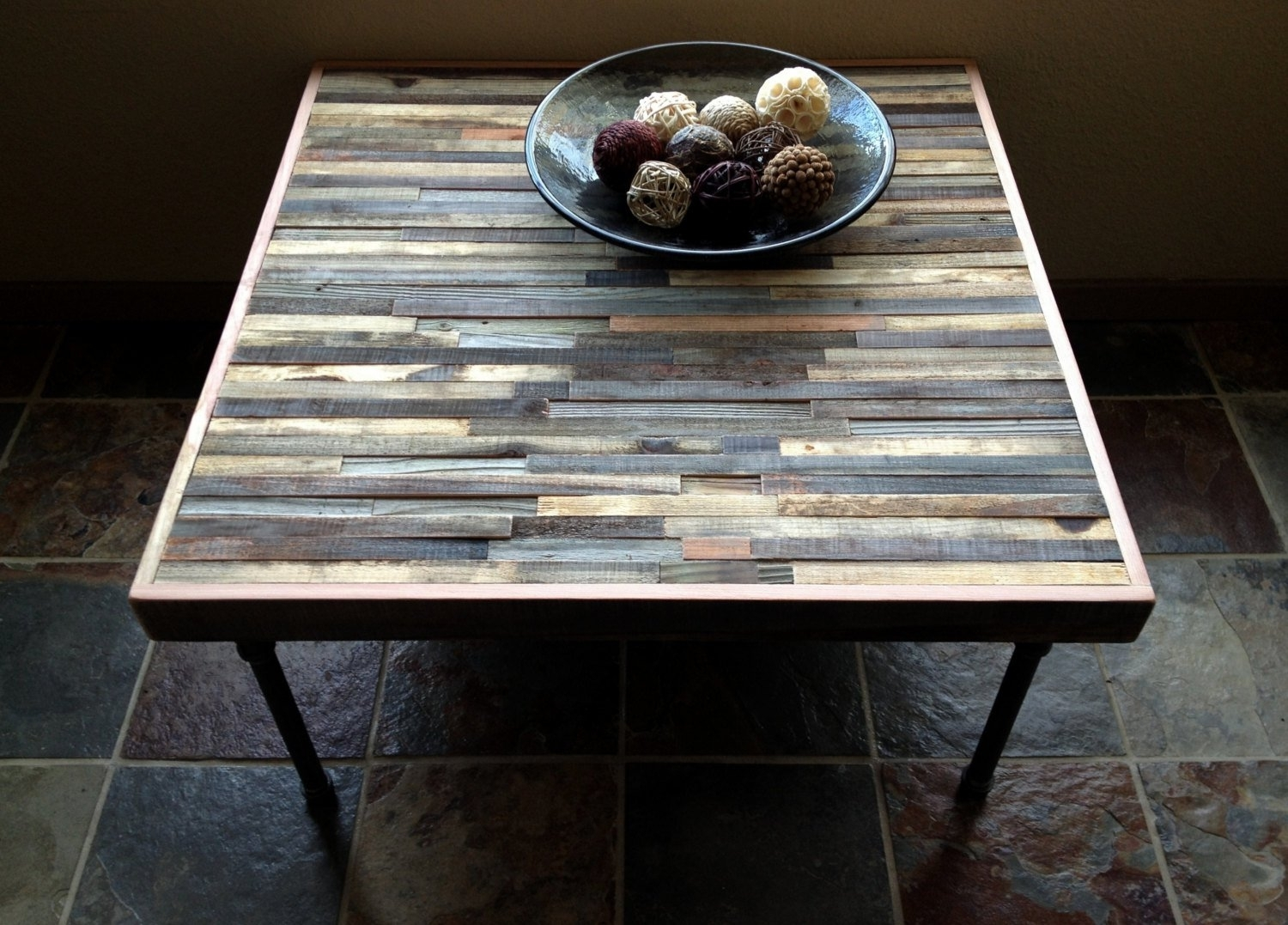 Rustic Modern Coffee Table — The New Way Home Decor : Precious Of In Modern Rustic Coffee Tables (View 15 of 30)