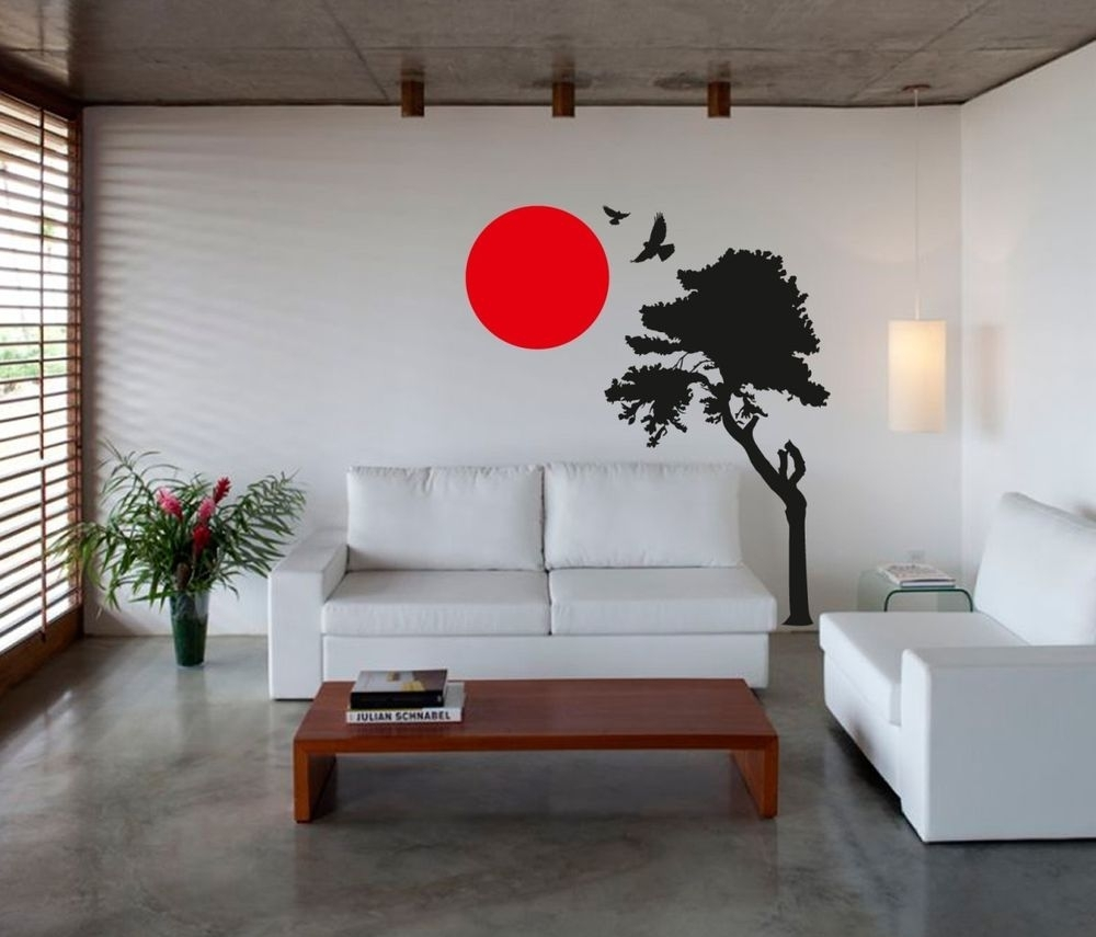 S L New Picture Japanese Wall Art - Best Home Design Interior 2018 pertaining to Japanese Wall Art (Image 18 of 20)